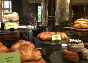 Lobby croissants to-go