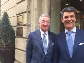 Vincenzo Finizzola and Carlo Stragiotto