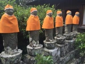 Memorials to ancestors