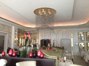 Colour at Fairmont Hotel Vier Jahreszeiten's Haerlin restaurant