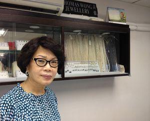 Mrs Wong of Hong Kong, jeweller supreme