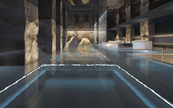 Hotel New Mitsui, Kyoto, Japan - Thermal spring