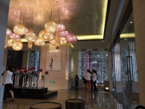Portman Ritz-Carlton lobby, June 2016
