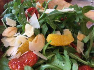 Salad, Portman Ritz-Carlton