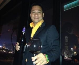 Franco Leung runs STEAK HOUSE