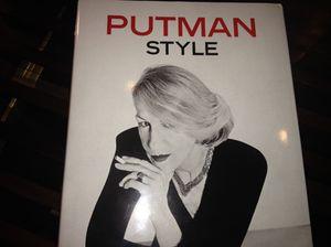 Putman, with cigarette