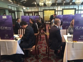 ILTM's speed-dating sessions ...