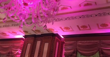 The Lanesborough London - Ceiling