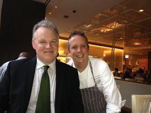 Eric Ziegenhagen and Tim Graham