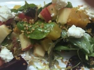 A Mansion salad