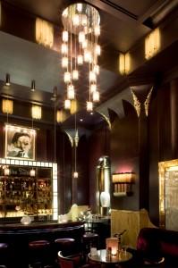Le Fumoir at Claridge's, London, designed by Alexandra Champalimaud