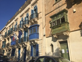 Distinctive Valetta windows