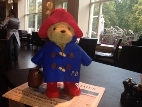 .. and doesn't everyone love Paddington Bear!