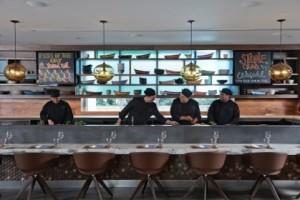 La Mar's cebiche bar