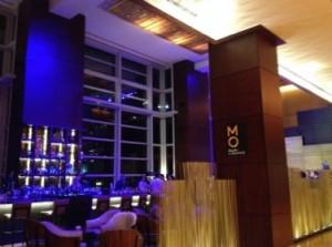 The stunning MO Bar