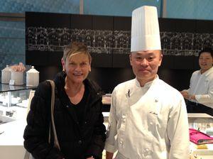 Pastry Chef Shuji Moto