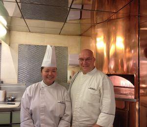 Hyatt chefs...
