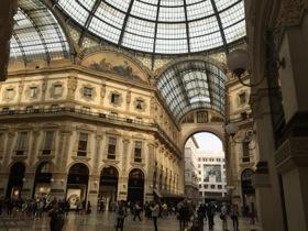 Milan's marvellous Galleria