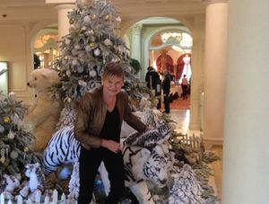 .. Christmas at the Hermitage, Monaco