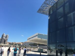 MUCEM is old, and new