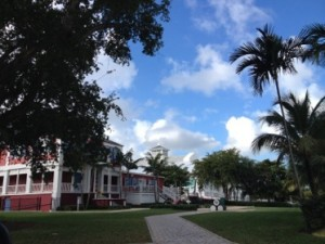 A general Nassau view