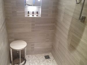 Love my room's shower!