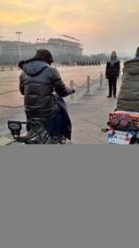 Cycling in Beijing
