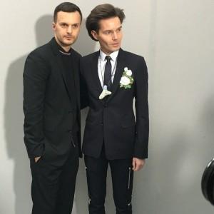 Sybaritic Single at Paris Fashion Week January 2016