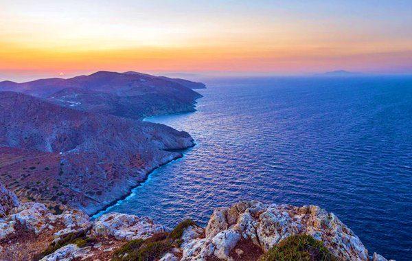 Kéa Island, Greece - site of new One & Only ultra-luxury resort