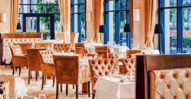 Celebriries restaurant - One & Only Royal Mirage, Dubai