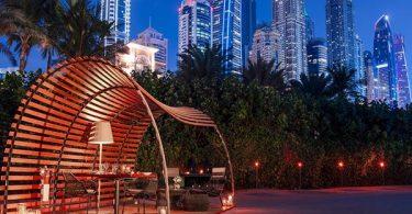 gazebo - One & Only Royal Mirage, Dubai