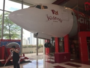 KidZania, on the top floor of Siam Paragon mall
