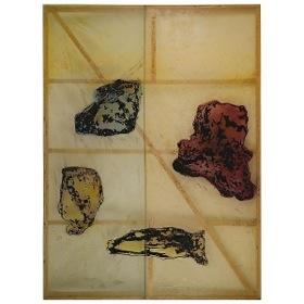 Siberian meteorites, Sigmund Polke