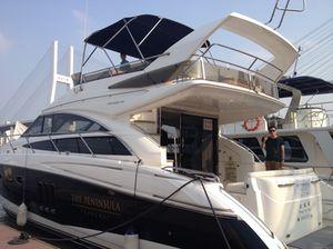 The Peninsula boat