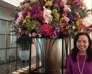 Flowers, and Cecilia Lui