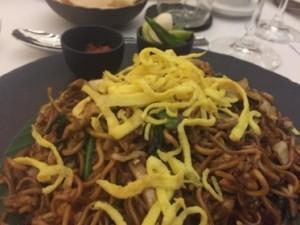 My favourite local, Bakmi goreng