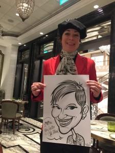 Artist Fanny Le Vasseur