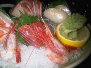 sashimi at mezza9 restaurant grand hyatt macau