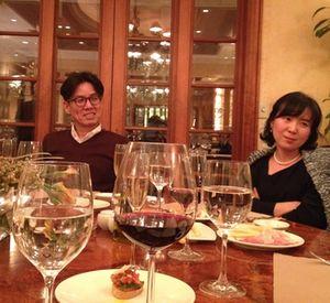 Chi Lee and Eun Namkoong