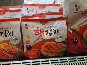 Kimchi packs
