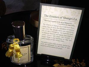 Shangri-La room scent