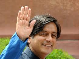 Charismatic speaker Shashi Tharoor