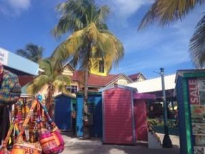 Nassau harbour scene