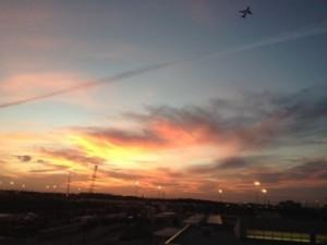 Final Florida sunset