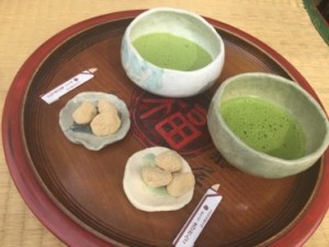 Now THIS is what you call real 'green tea'