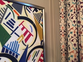 Detail in the Kandinsky Suite