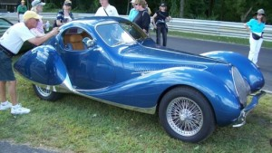 Who could not fall in love with this Talbot Lago?