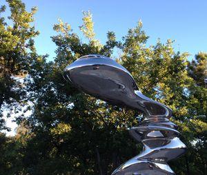 A David Craggs sculpture