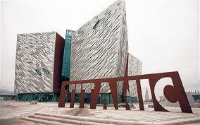 The new Titanic Belfast centre