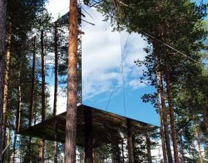 Treehotel, Lulea, Sweden